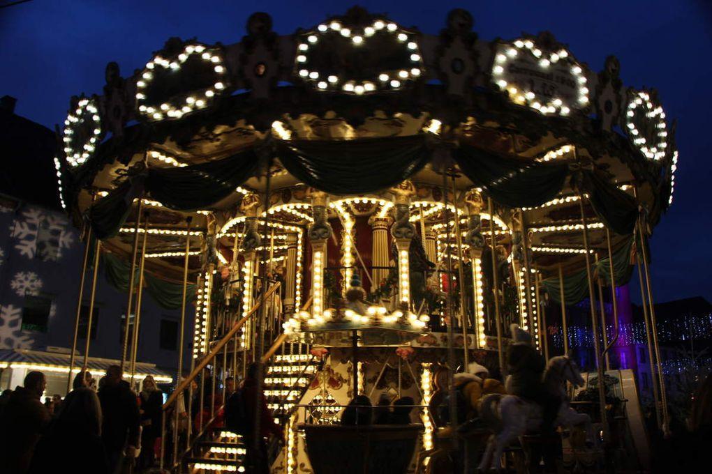 Noël à Haguenau, berceau des crèches en Alsace