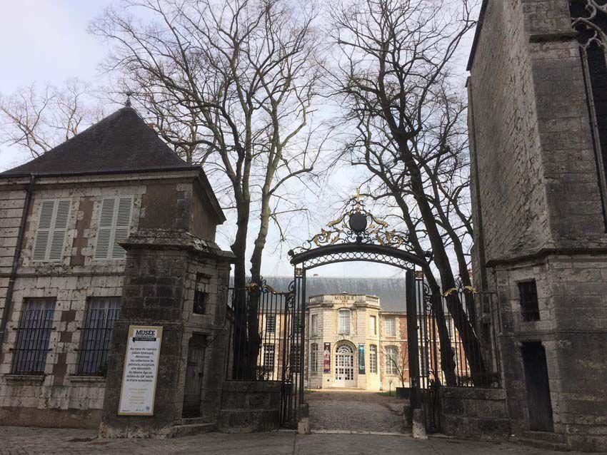 Le Musée des Beaux-Arts. Ph. Delahaye.