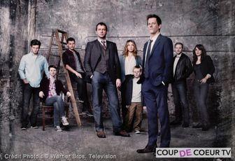 """TF1 lance """"Following"""", une nouvelle série, a partir du 28 janvier à 23H25"""