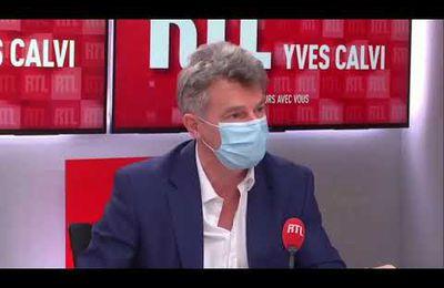 Fabien Roussel à RTL matin