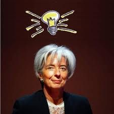 EN FRANCE ON N'A PAS DE PETROLE MAIS ON A CHRISTINE LAGARDE
