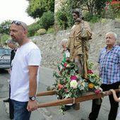 Procession St Roch 2014