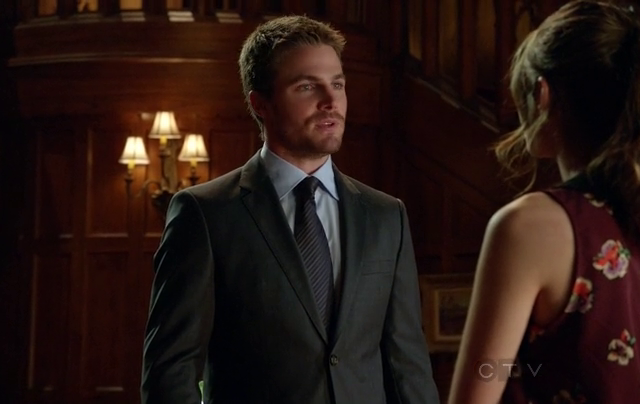 Critiques Séries : Arrow. Saison 1. Episode 9. Year's End.