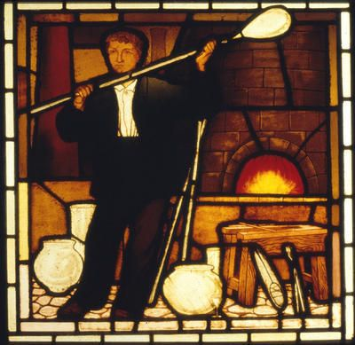 The Glassblower, a s
