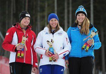 Jeux Olympiques de la Jeunesse #1 : Skiez jeunesse !