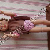 tuto gratuit poupée : petite culotte ajourée - Chez Laramicelle
