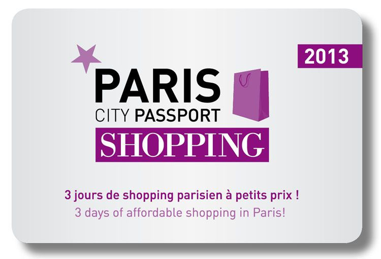 Le Bon Plan Shopping à Paris pour Noël : Le Paris City Passport