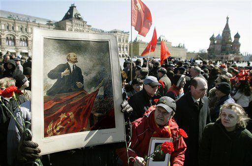 Communiqué du KPRF sur le 139ème anniversaire de la naissance de Lénine