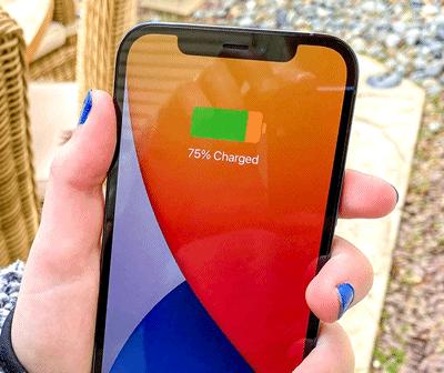 Comment économiser la batterie de l'iPhone 12 Pro Max ?