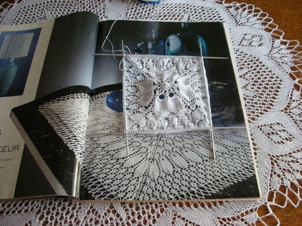 Album - KAL-Tricot-d-art