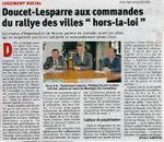 """Les Maires dénoncent les villes """"Hors la Loi"""""""