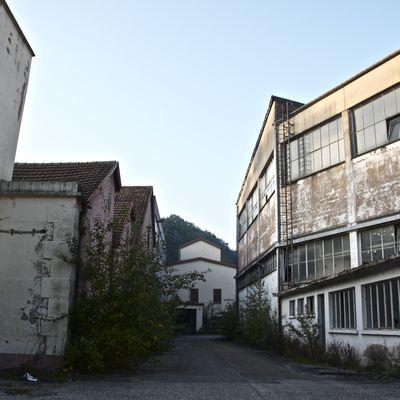 [Urbex] L'usine textile