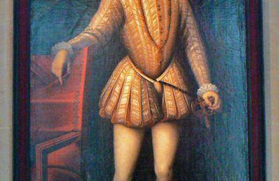 François Clouet, Charles IX (Musée Carnavalet)