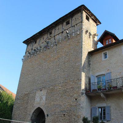 Crémieu, cité médiévale, 1ère partie