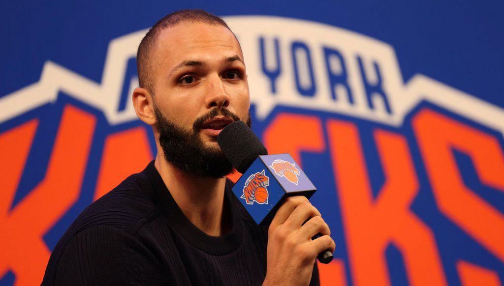 Evan Fournier officialisé par les New York Knicks !