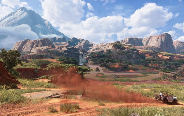 30 DAY VIDEO GAME CHALLENGE: Jour 233 Le jeu qui a la plus beau graphisme, UNCHARTED 4
