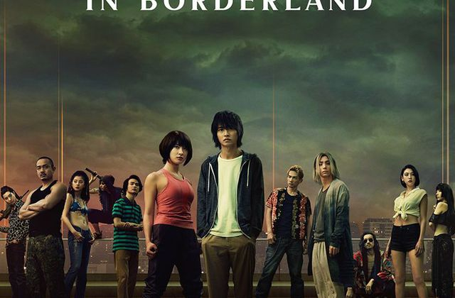 Alice in Borderland (Saison 1, 8 épisodes) : jeu mortel