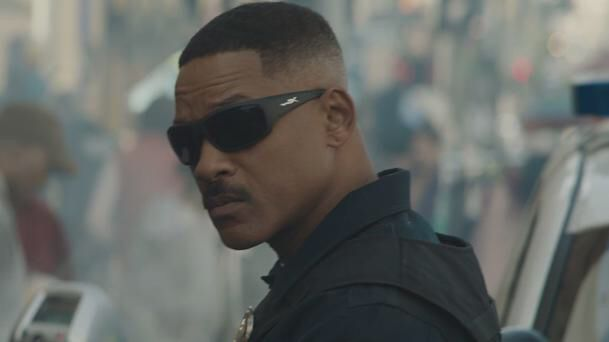Bright, blockbuster made in Netflix avec Will Smith. Diffusion en décembre 2017.