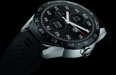 Connected Watch : Tag Heuer dévoile officiellement sa première montre connectée