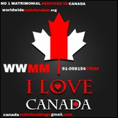 PHONE NUMBERS OF CANADA MATRIMONY 0091-9815479922 WWMM