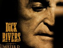 "Artwork Album Dick Rivers ""Mister D."""