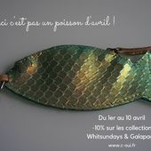 Ceci n'est pas un poisson d'avril ! (promo) - C-Oui by Lucie
