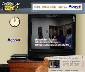 WEBTV - REPORTAGE SUR LA COOPERATION ROSSO SENEGAL