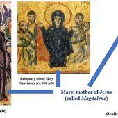 Quel secret la Bibliothèque du Vatican détient-elle concernant l'identité de Marie-Madeleine ? - Marie appelée la Magdaléenne (Marie, Marie-Madeleine)