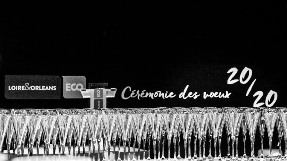 LOIRE&ORLÉANS ECO : Cérémonie des VŒUX 2020 et CARTE BLANCHE à APO