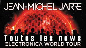 BFMTV: Jean Michel Jarre s'exprime sur la mort de Johnny Hallyday