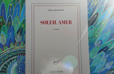 Soleil Amer, de Lilia Hassaine