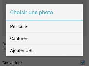 L'appli Android est disponible sur la nouvelle version !