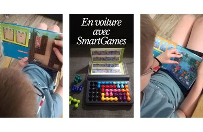 [Test Online] En voiture (train, avion...) avec Smart Games !