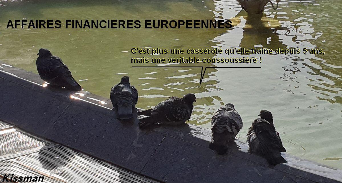 Marin du RN et ses affaires européennes : folie autour d'une couscoussière !