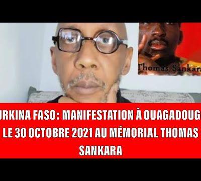 La LDNA - Burkina Faso 🇧🇫 Manifestation contre l'armée d'occupation française à Ouagadougou !