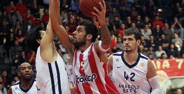 Playoffs - Preview: Olympiakos Le Pirée vs Anadolu Efes
