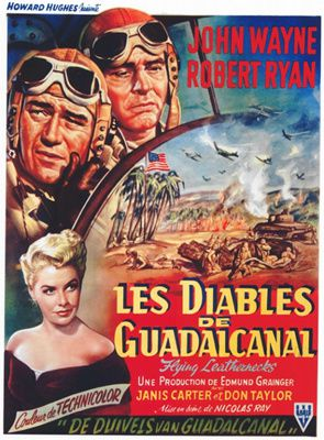 Les Diables de Guadalcanal de Nicholas Ray
