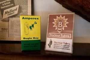 """Docteur Tubes : dépannage, maintenance , entretien, modifications """"tuning"""" de toutes les électroniques à tubes"""