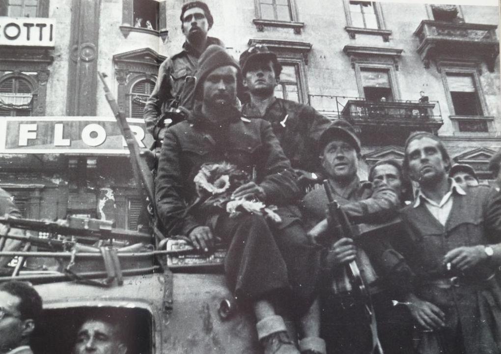 Aprile 1945: l' insurrezione popolare