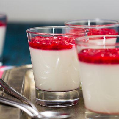Mousse au yaourt à la fleur d'oranger