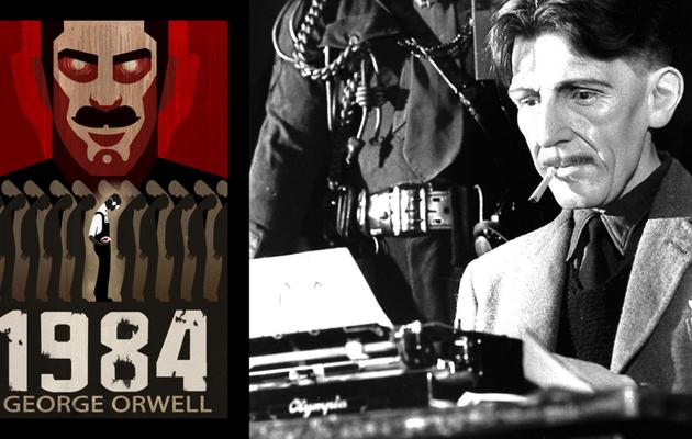 8 juin 1949 : Publication de 1984 de George Orwell