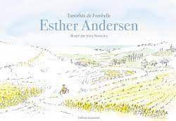 Esther Andersen, Timothée de Fombelle, Irène Bonacina, Gallimard jeunesse, 2021