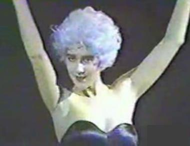 Souvenir : Céline Dion imite Madonna !