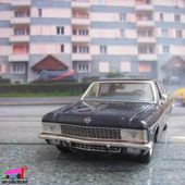 OPEL ADMIRAL KAPITAN DIPLOMAT B MINICHAMPS 1/43 - car-collector.net