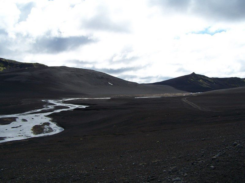 Le lac Langjisjor