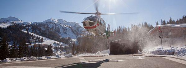 Skier 10 heures de plus est possible grâce aux jets privés