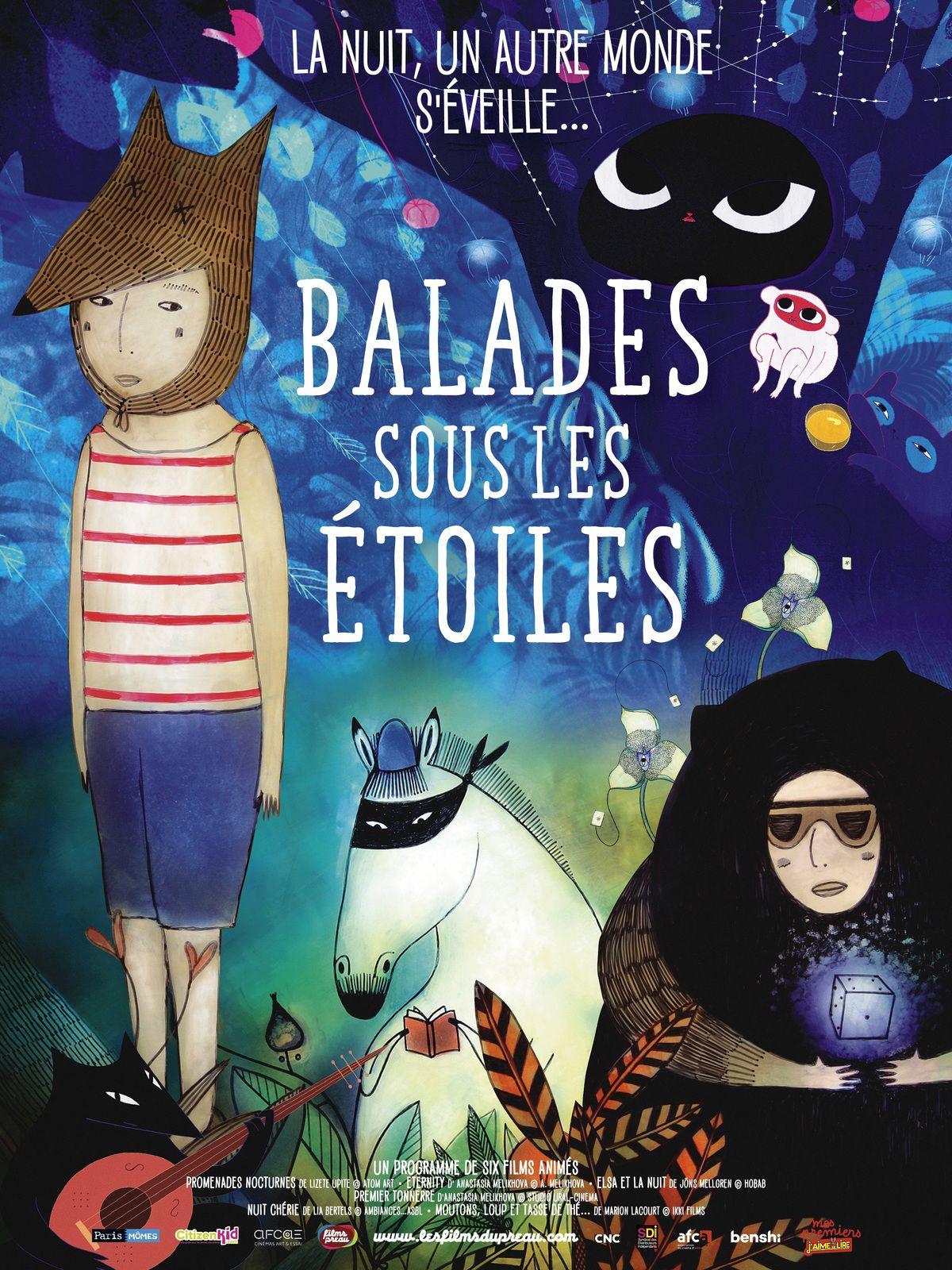 Balades sous les étoiles (BANDE-ANNONCE) Le 23 septembre 2020 au cinéma