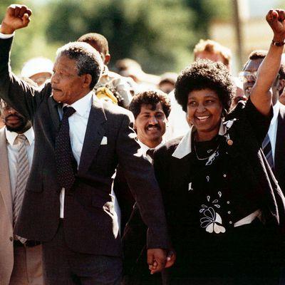 Pris sur le net: NELSON MANDELA ET GBAGBO: Par Ladio Issa Sankara Koné