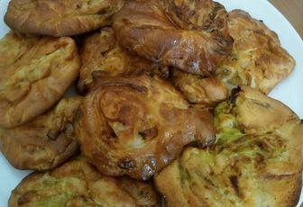 Beignets de poireaux au four ou Airfryer