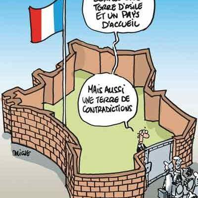 OFPRA, ainsi la France répond, ou pas, au droit d'asile, d'externalisation en politique de refus de la prise en charge, que reste-t-il de l'accueil ?